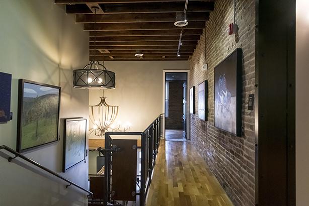 loft 2e entrance