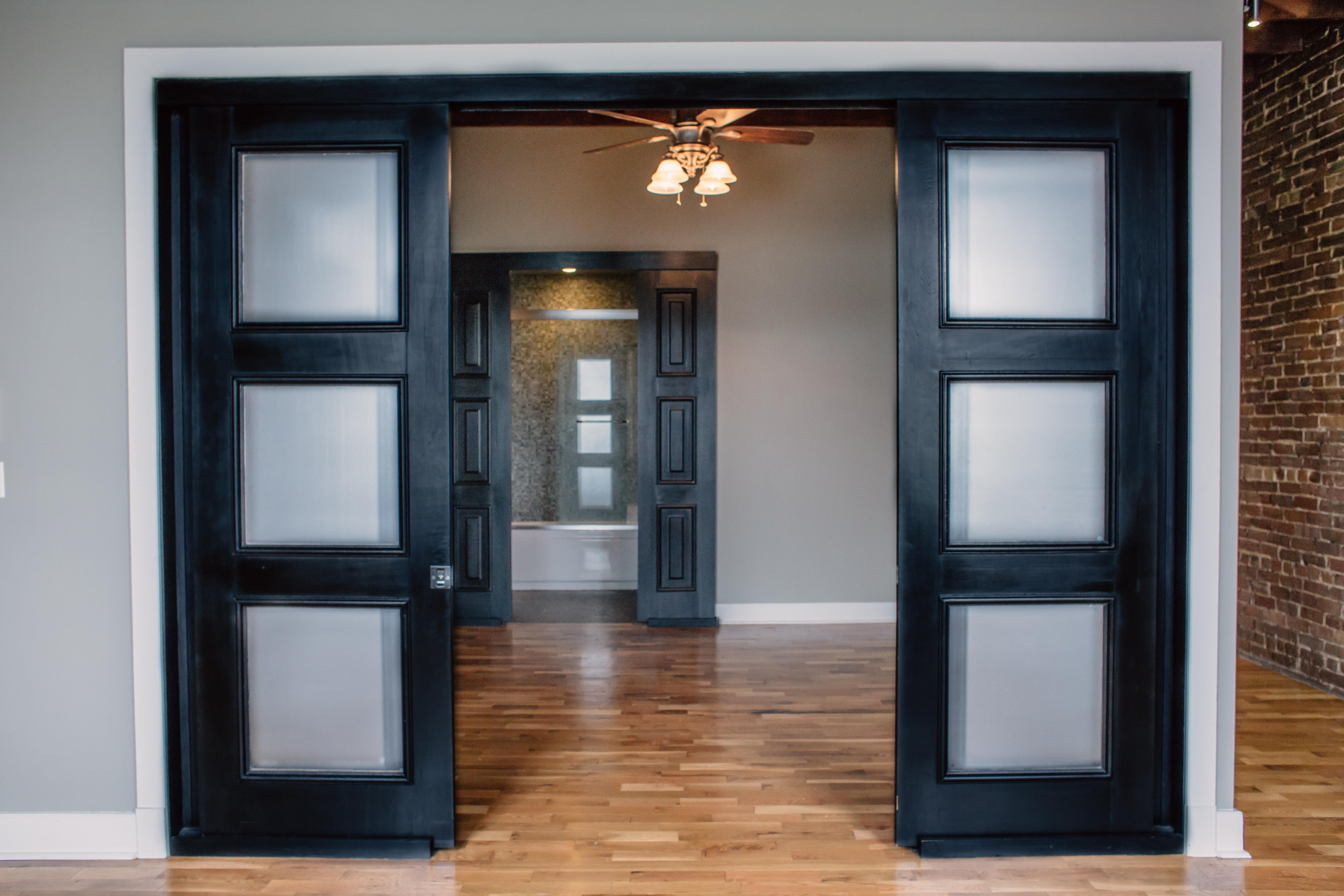 loft 2f parlor doors