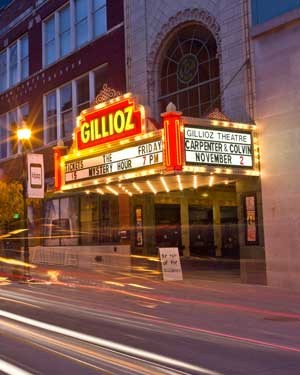 The Gilloz Theatre