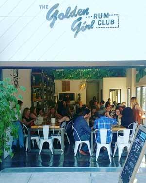 The Golden Girls Rum Club