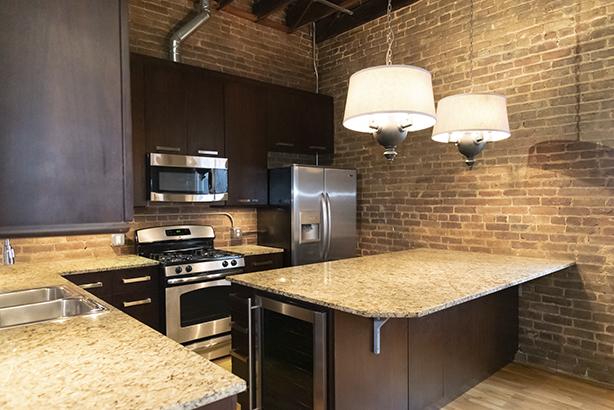 loft 2e kitchen